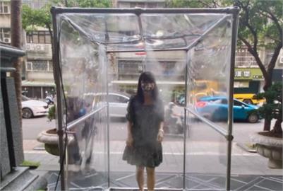 防疫出奇招!她曝公司「全方位消毒」笑翻:到底是洗人還洗車啦!