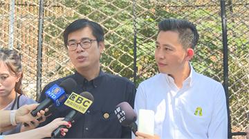 快新聞/陳其邁讚新竹市「動物園再生典範」與高雄壽山締結姊妹動物園