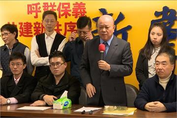 新黨開記者會澄清 王炳忠:不排除任何從政
