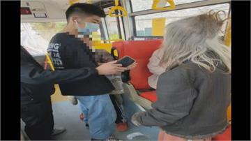 公車銀髮母女檔講話大聲  7旬婦制止爆衝突