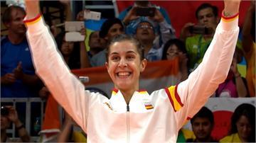 羽球/為資助西班牙醫護 馬琳宣布獎牌全捐出