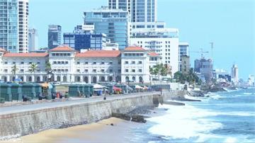 斯里蘭卡恐攻陰影 黃金沙灘遊客稀疏