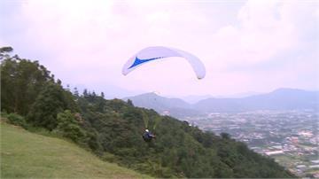 飛行傘5好手埔里集訓一年 征戰亞運盼奪牌