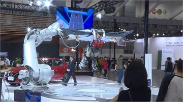 2020車展秀未來科技 唐鳳:AI輔助人類智慧