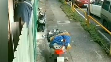 向友借車走歪路 當起公寓竊賊 瘦小靈巧 爬小洞入民宅 還是被逮了