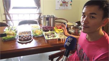 亞運後勤再升級!選手在印尼吃得到控肉飯