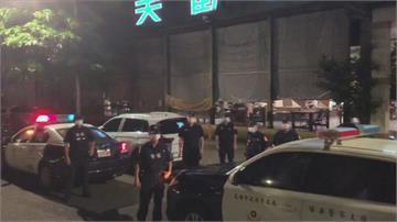 高雄砸酒店、茶行重大治安事件市警局認處理不周轄區八名警官調動