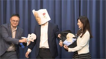 遭「防奧步行動劇」譏諷 民進黨反酸:韓國瑜才是帶頭抹黑