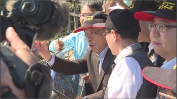 「當市長的人要用心」 蘇貞昌挺鄭運鵬選桃市長?