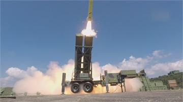 美批准售台愛國者三型飛彈 中國氣噗噗嗆制裁承包商