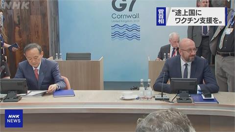 繼日本參議院一致挺台!首相菅義偉G7再支持台灣參與WHA