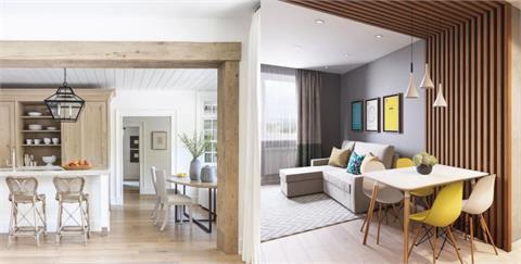 藏樑柱於無形!推薦 5 個設計小技巧:善用樑下空間 打造隱形收納室