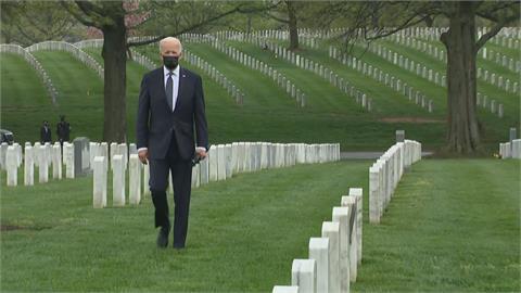 拜登宣布全數撤軍阿富汗 把焦點放在中國