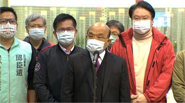 北部醫院爆院內感染!蘇貞昌籲國人配合防疫「不能掉以輕心」