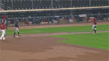 MLB/林多「一抹微笑」引發板凳淨空 聯盟今祭出懲處