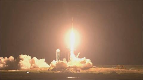 SpaceX一年3度載人上太空 「重複」使用火箭、太空船