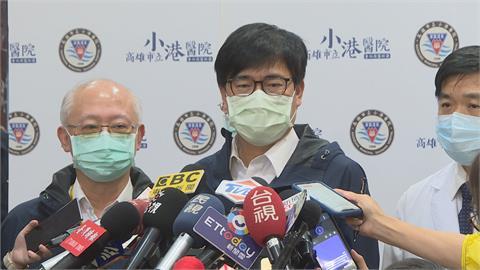 基隆確診婦人高雄進香  陳其邁證實:活動12小時