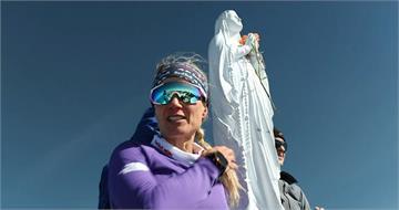 2小時40分登4千米高山 巴西女將創紀錄