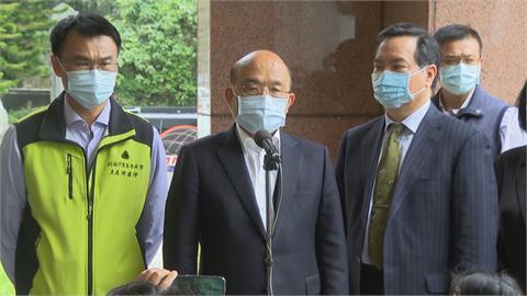 快新聞/日本福島核廢水2年後排放 蘇貞昌:一定保護國人及漁民