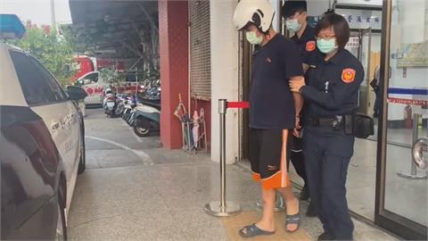 跟蹤女子伺機行搶 嫌犯半小時遭警逮捕