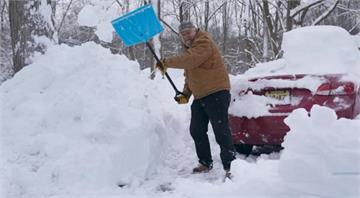 2021首場暴風雪狂飆美東三天 美氣象局:週末還有兩場