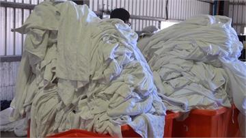 國旅景點住宿大爆滿 洗衣工廠接單增三倍