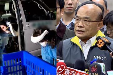 快新聞/曝血友病少年延遲回台始末 中共黨報文章嗆:蘇貞昌你敢說句真話嗎?