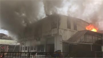 豆腐乳加工廠傳火警 沒開工也有火?原來是二樓電暖爐釀災