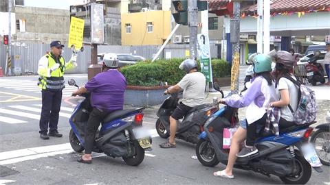 「脫口秀」宣導交通安全 員警「嗶嗶哥」稱號爆紅