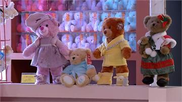 慶祝全面解封!小熊博物館推限量千隻「彩虹熊」