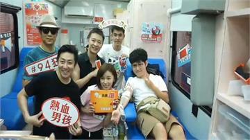 北七樂團前進羅東 隊員響應捐血活動