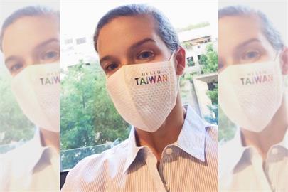 快新聞/AIT新處長孫曉雅:身處台灣活躍的民主社會 感到無比興奮和期待