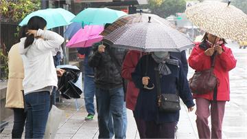快新聞/東北季風影響未來一週! 氣象局:北台灣濕冷「11日短暫回溫放晴」