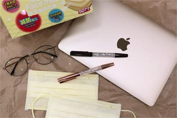 「極光綠」口罩萊爾富預購19分鐘搶光! 10/23「蜜粉黃」粉嫩登場 販售通路一次看