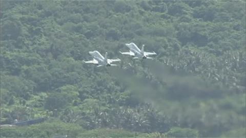 胡錫進發文酸F-5E失事蘇揆批共機擾台造成空軍負荷