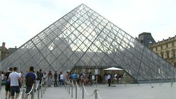 遊客實在太多!想參觀羅浮宮最好先上網預購門票