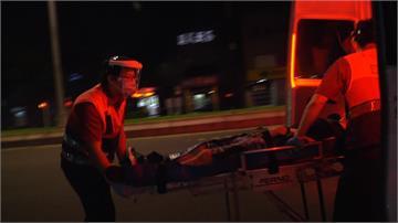 酒客醉吐爆口角衝突 慘遭痛毆頭破血流