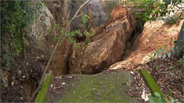 壽山被挖塌! 居民爆假水土保持真挖寶