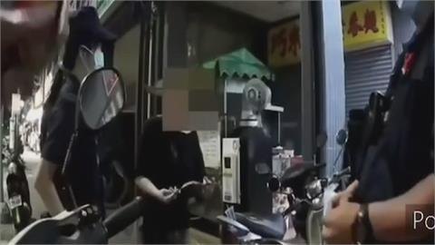摩托車雙載搖搖晃晃 駕駛、乘客都喝酒