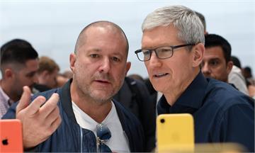蘋果設計長艾夫將自立門戶 盤後股價下跌1.5%