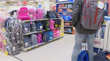 校門開! 書包.文具銷量攀升 「這款書包」家長詢問度最高