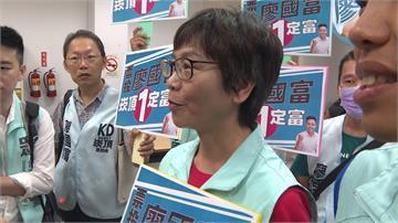 蔡壁如南下輔選廖國富 談高雄補選:積極整合第三勢力