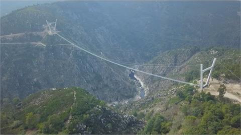 快10分鐘才走得完!全球最長「阿羅卡516吊橋」試營運