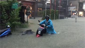 「719高雄淹水是人禍 !」 議員告發韓國瑜廢弛職務