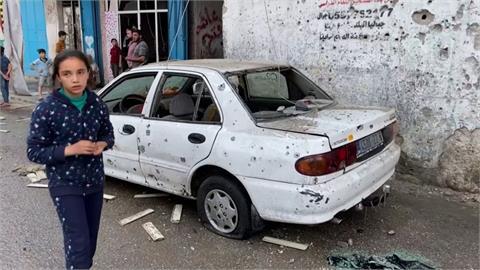 控「哈瑪斯」攻擊耶路撒冷 以色列空襲加薩走廊回擊