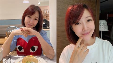 49歲余皓然凍齡模樣曝光 大方秀「少女級美腿」5字揭瘦身秘訣!
