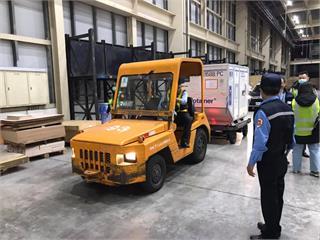 快新聞/首批AZ疫苗今抵台 林佳龍透露運送準備過程
