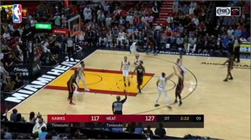 NBA/熱火創紀錄之夜!開季主場11連勝驚險達成