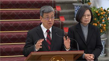 快新聞/《紐時》專文報導陳建仁:政治與專業兼通 是台灣抗疫利器