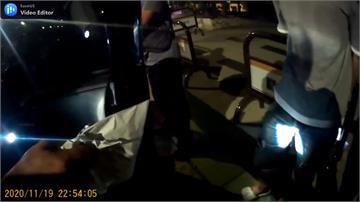 警包夾小黃逮毒犯 查獲百包毒品